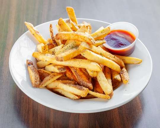 Garlic Parmesan Truffle Fries