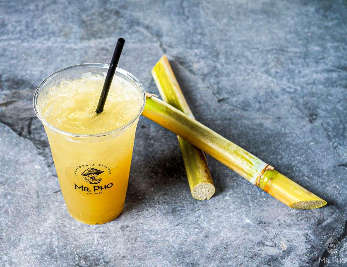 Pure Sugarcane Juice