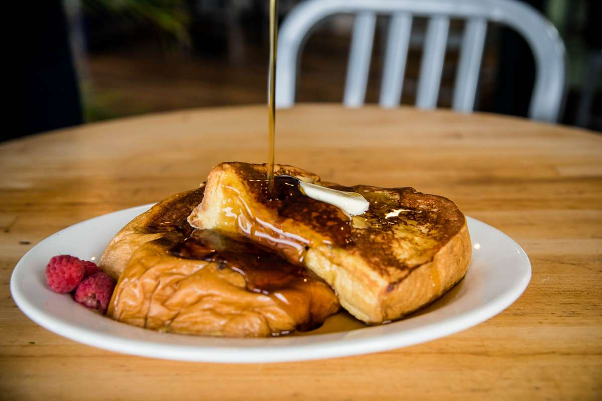 """Portuguese Sweetbread """"French Toast"""""""