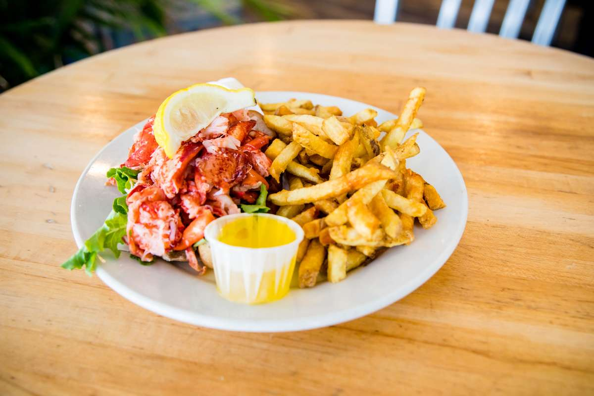 Our Famous Lobster Roll