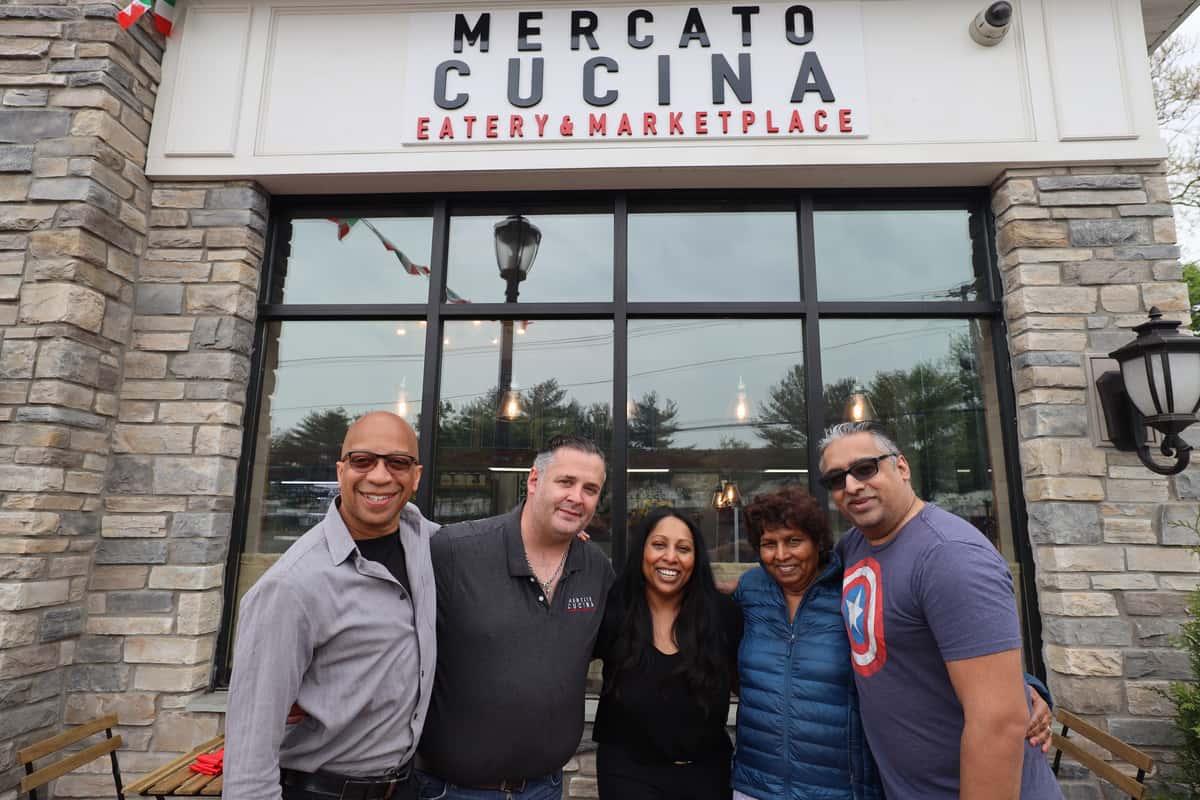Mercato Cucina owners