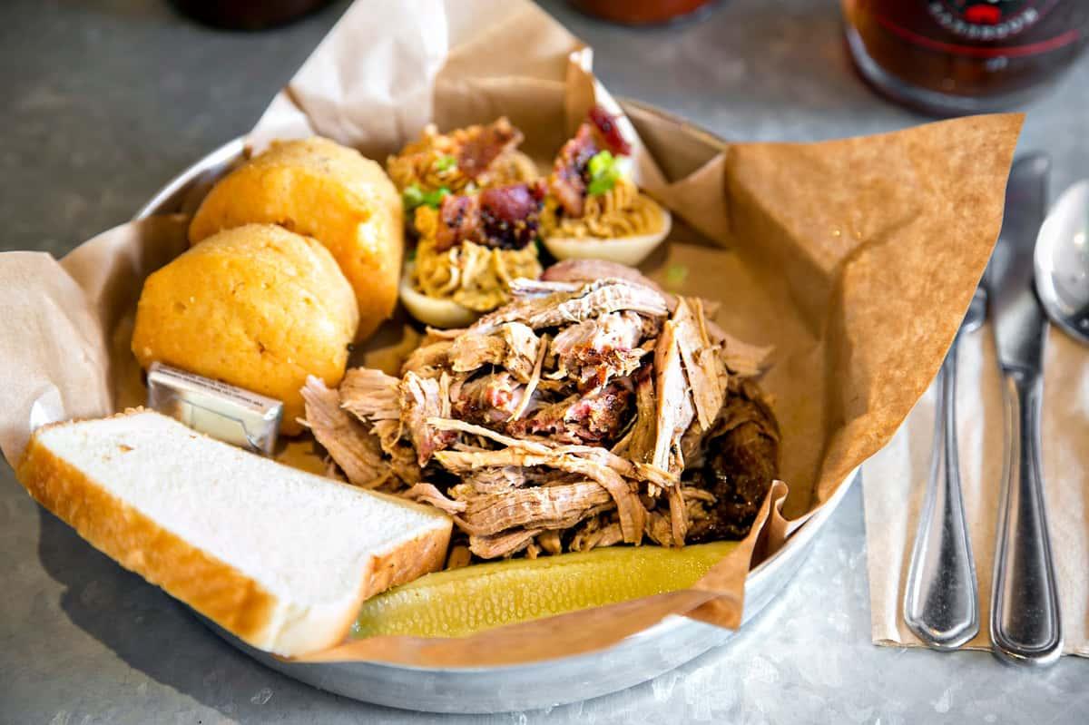 Pork Plate