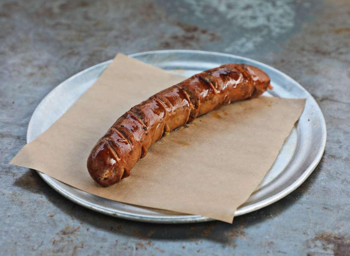Beef Jalapeno Sausage