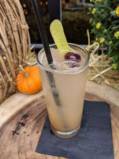 Asian Honey Pear Collins