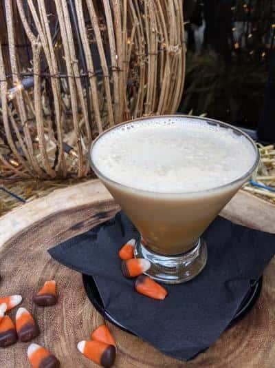 Pumpkin Espresso Martini