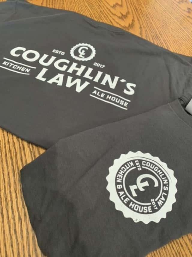 Coughlin's Law T-Shirt