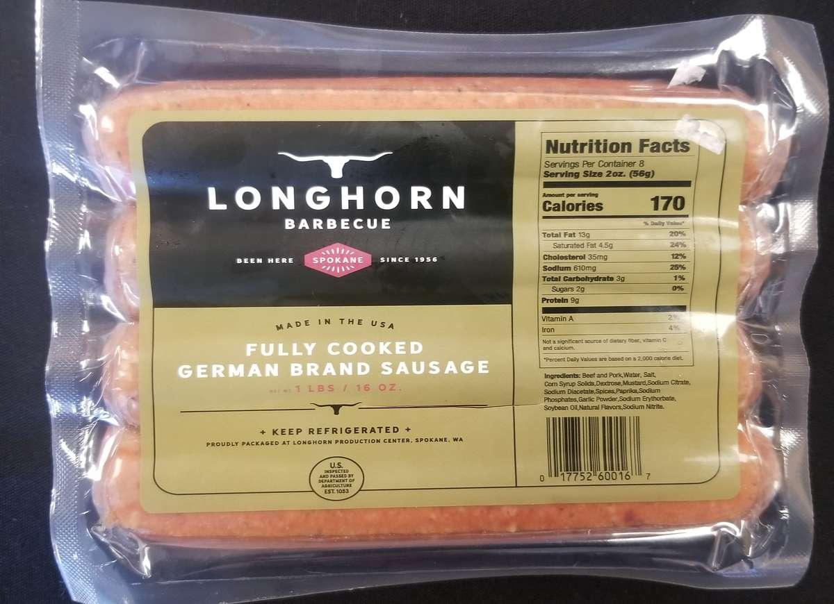 German Sausage