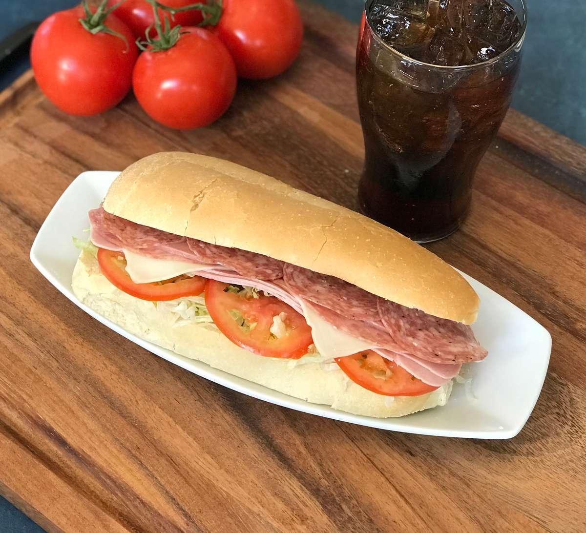 Torpedo Sandwich