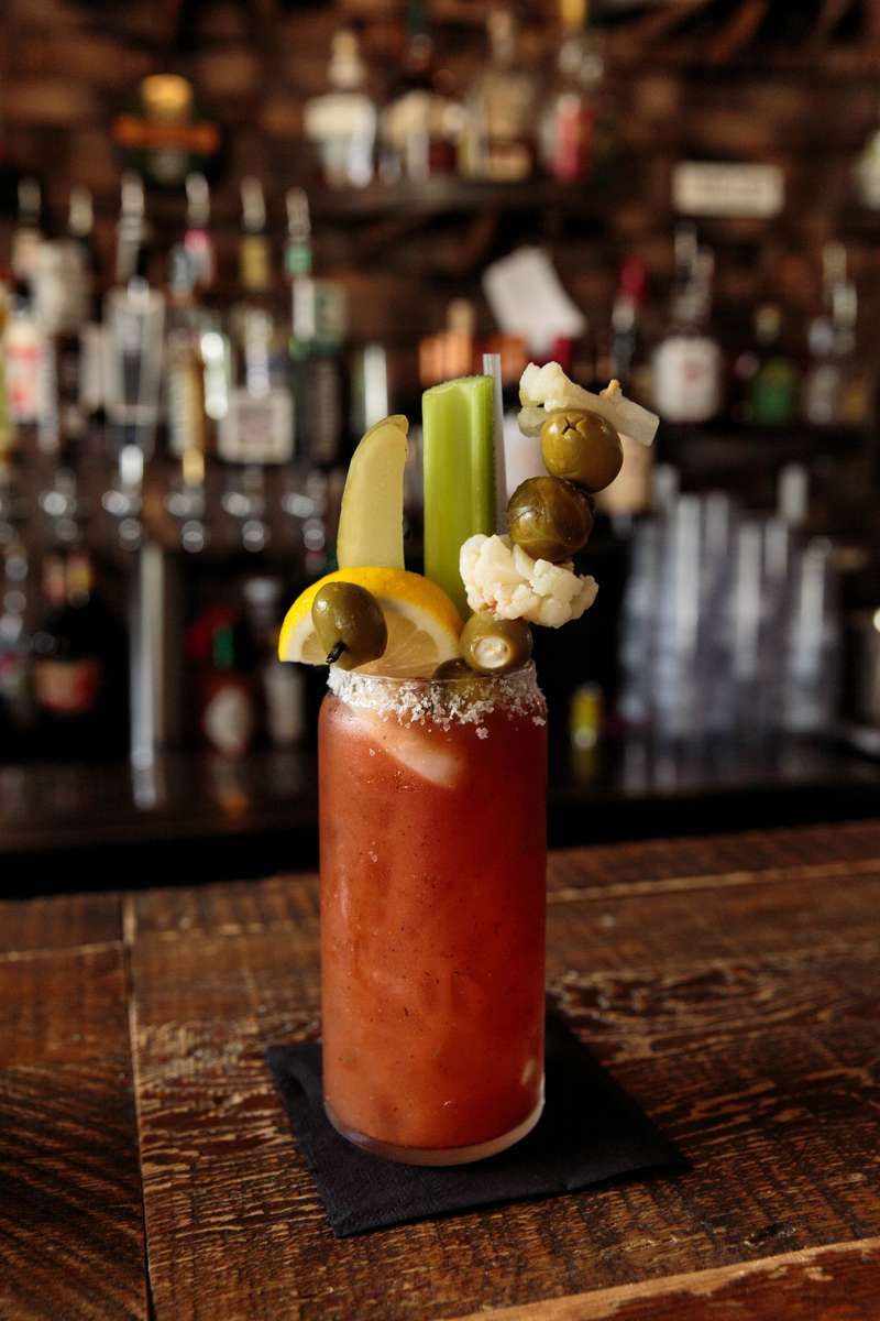 The Pickled Mary