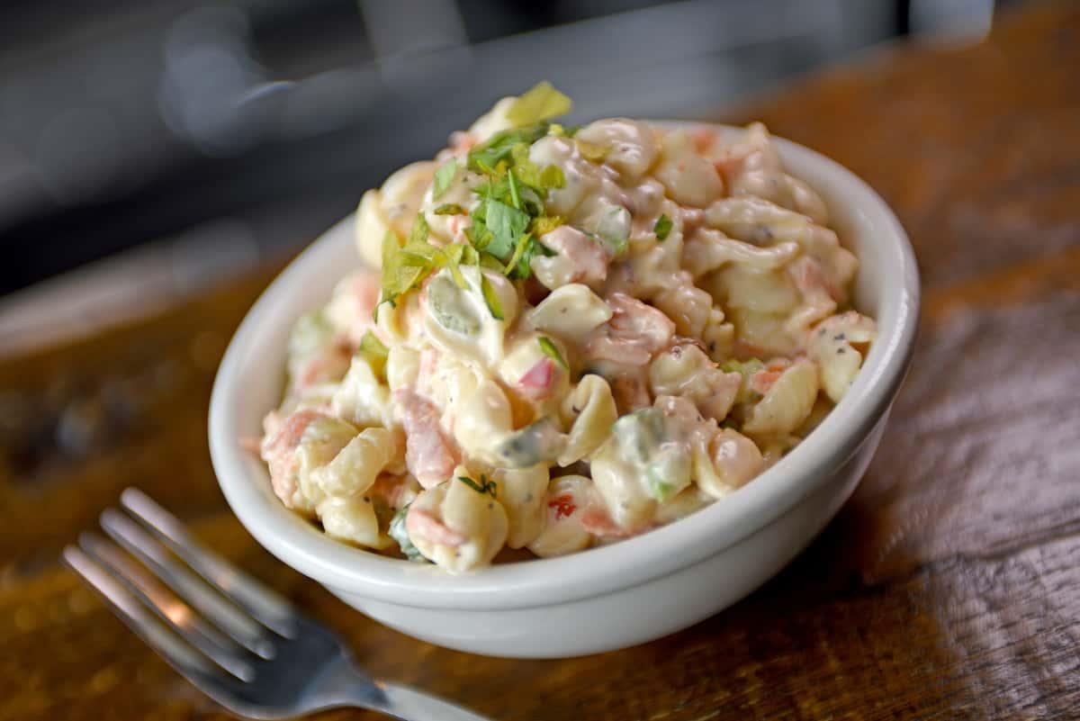 Mary's Macaroni Salad