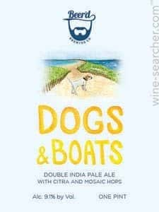 Beer'd - Dogs & Boats