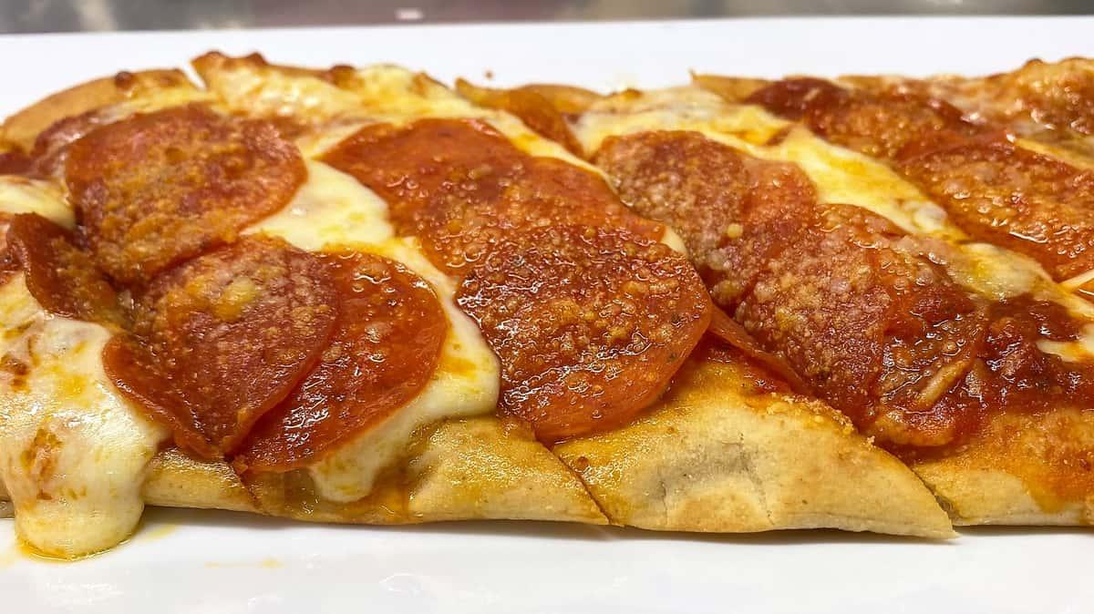 Pepperoni Flatbread