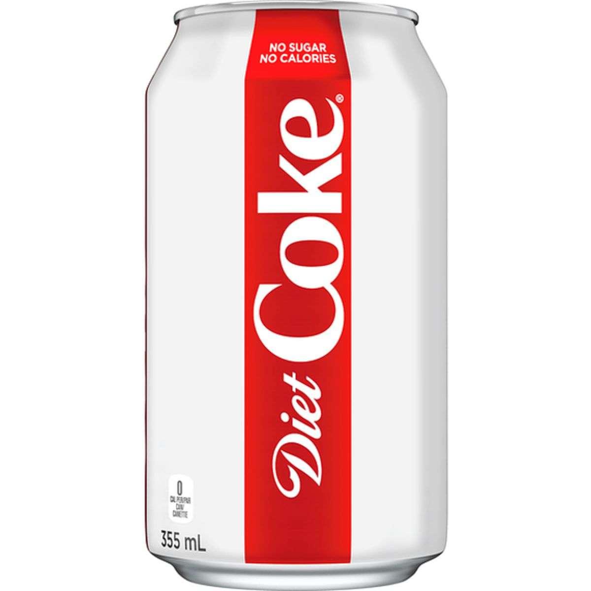 Can Diet Coke