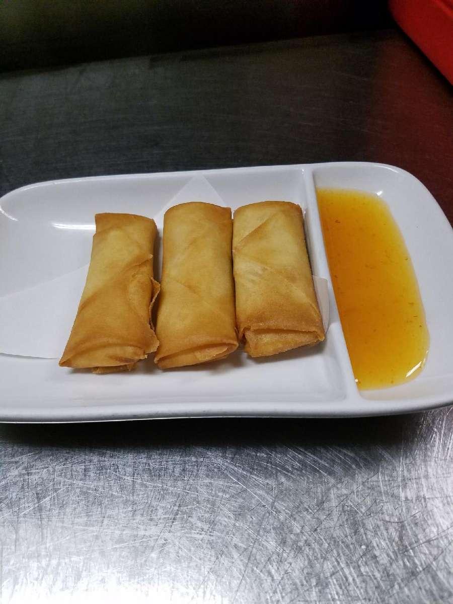 Cheese Rangoon
