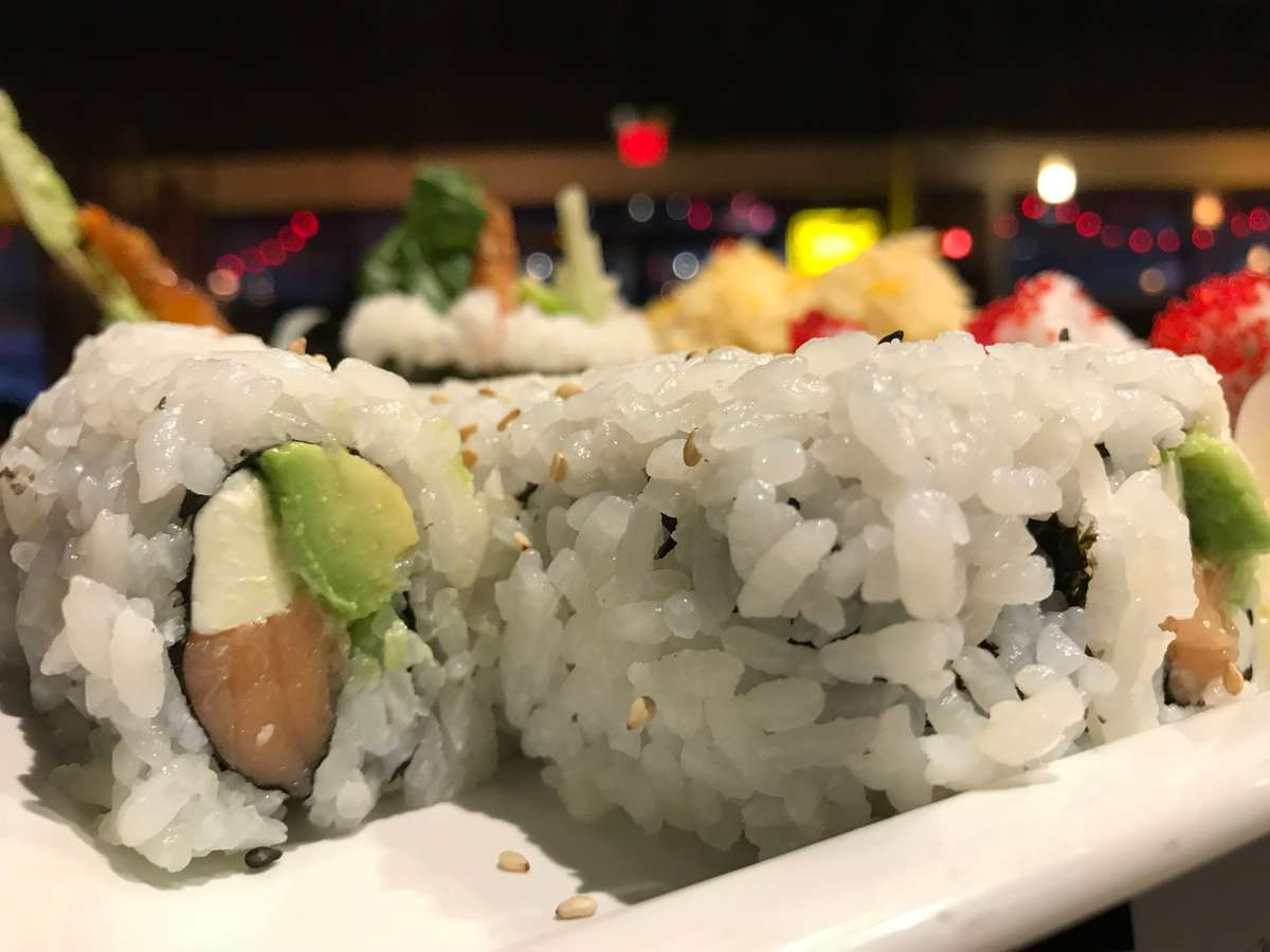 Japanese Bagel Roll