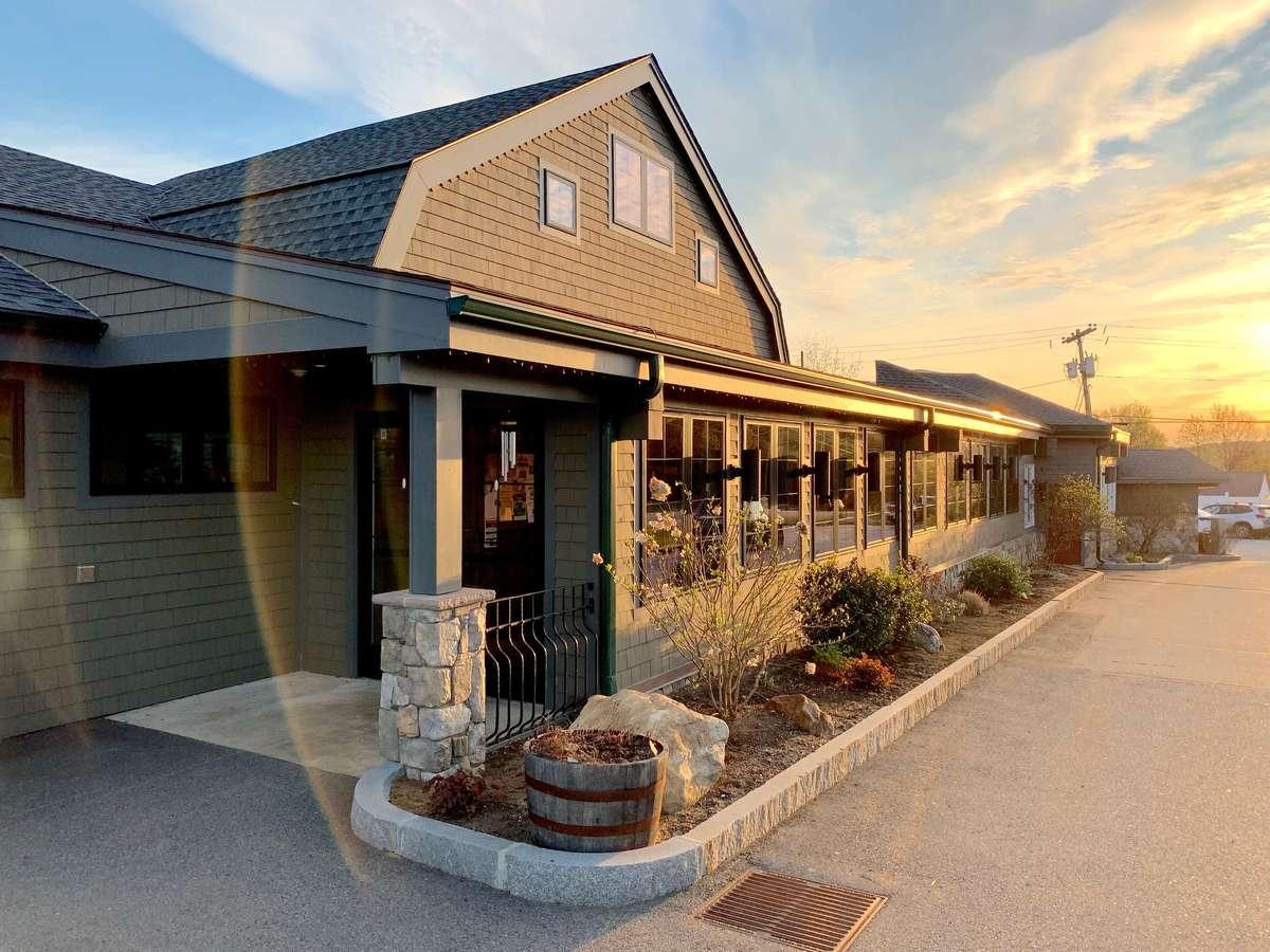 Restaurant Exterior Sunrise 2019