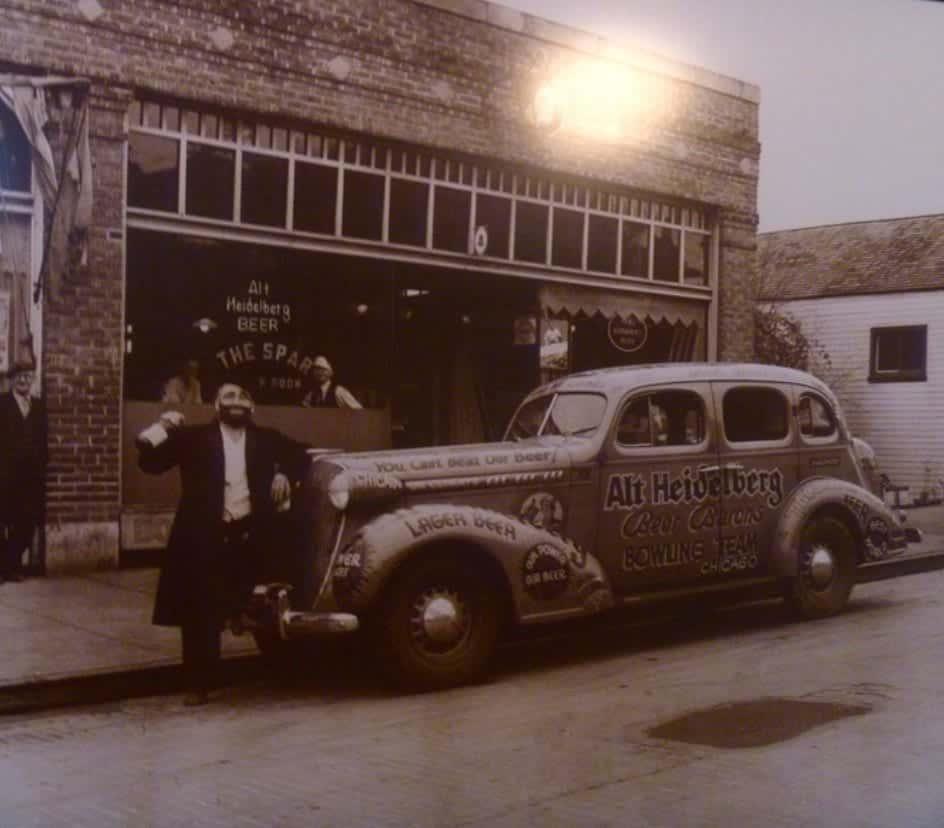 the spar 1940's