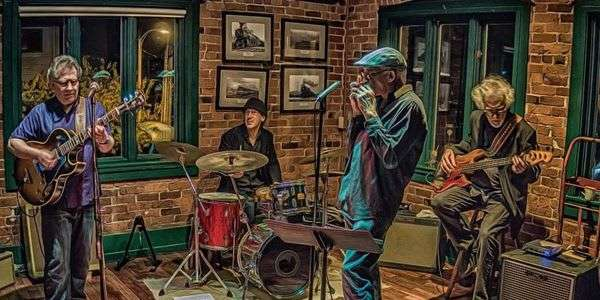 Live Band at the Spar