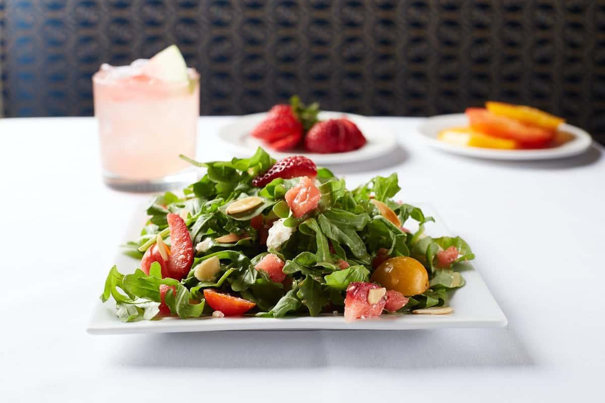 Rockin' Arugula Salad