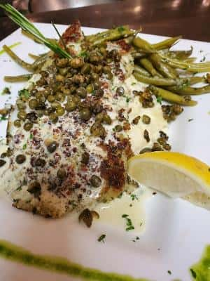 Herb Crusted Grouper