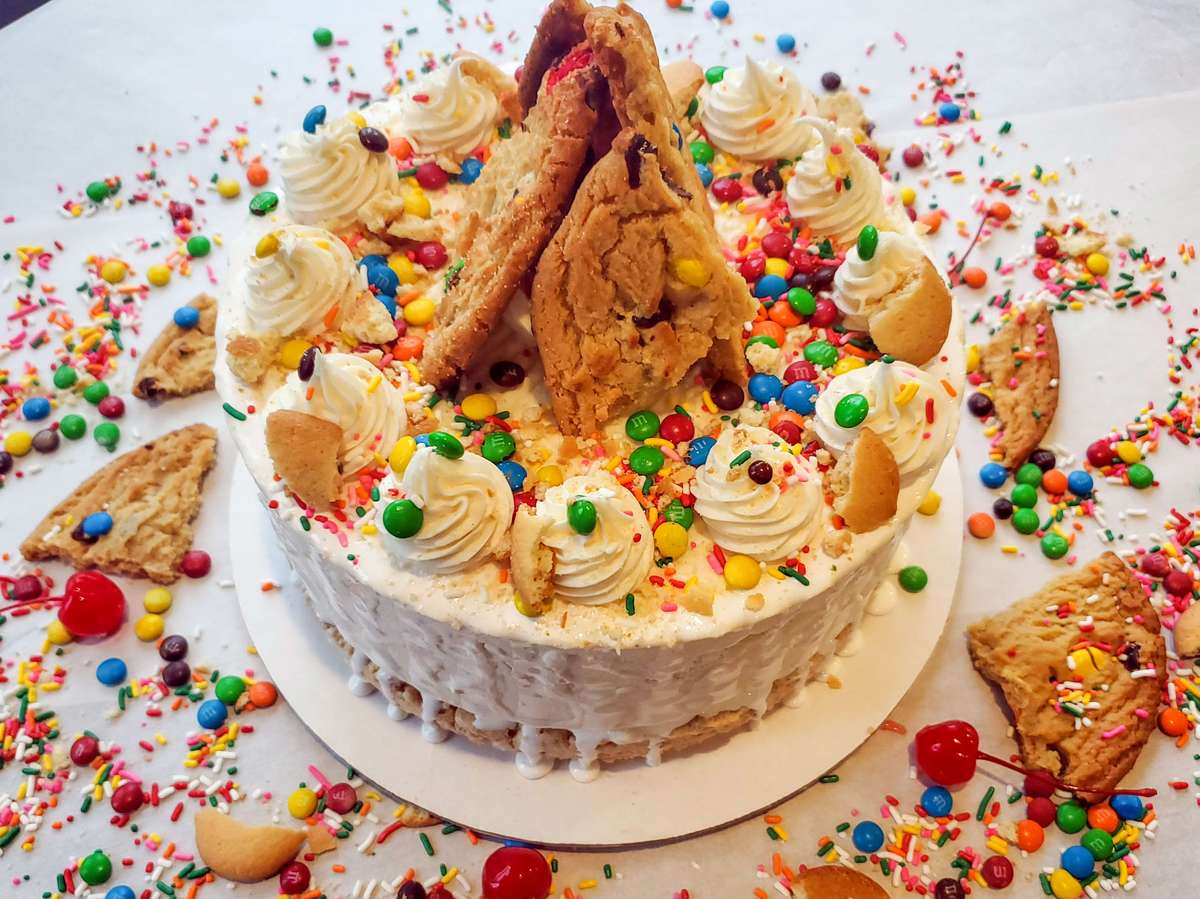 Vanilla Crunch Supreme