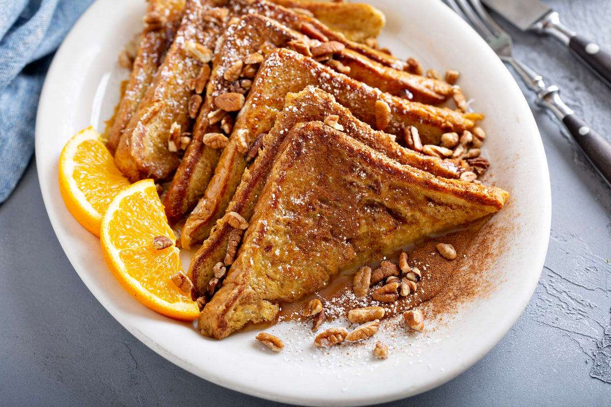 Cupboard's Finest French Toast