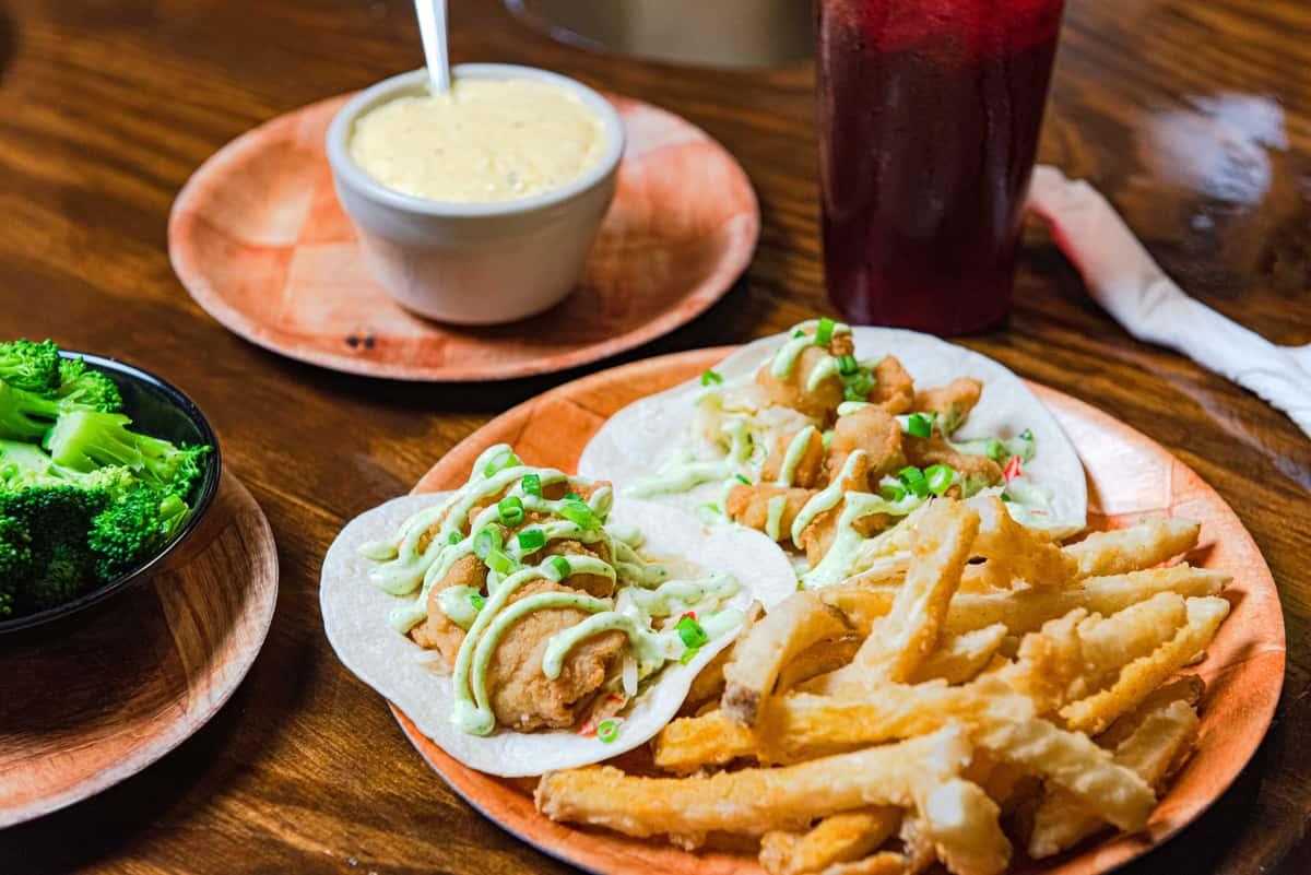 Fish Tacos (2)