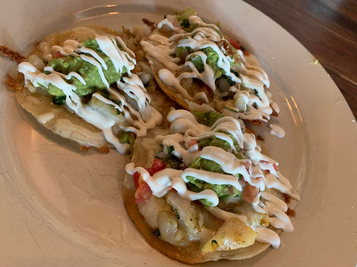 3 Crispy Tacos