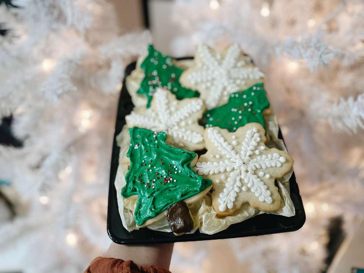 Gift Box of Cookies