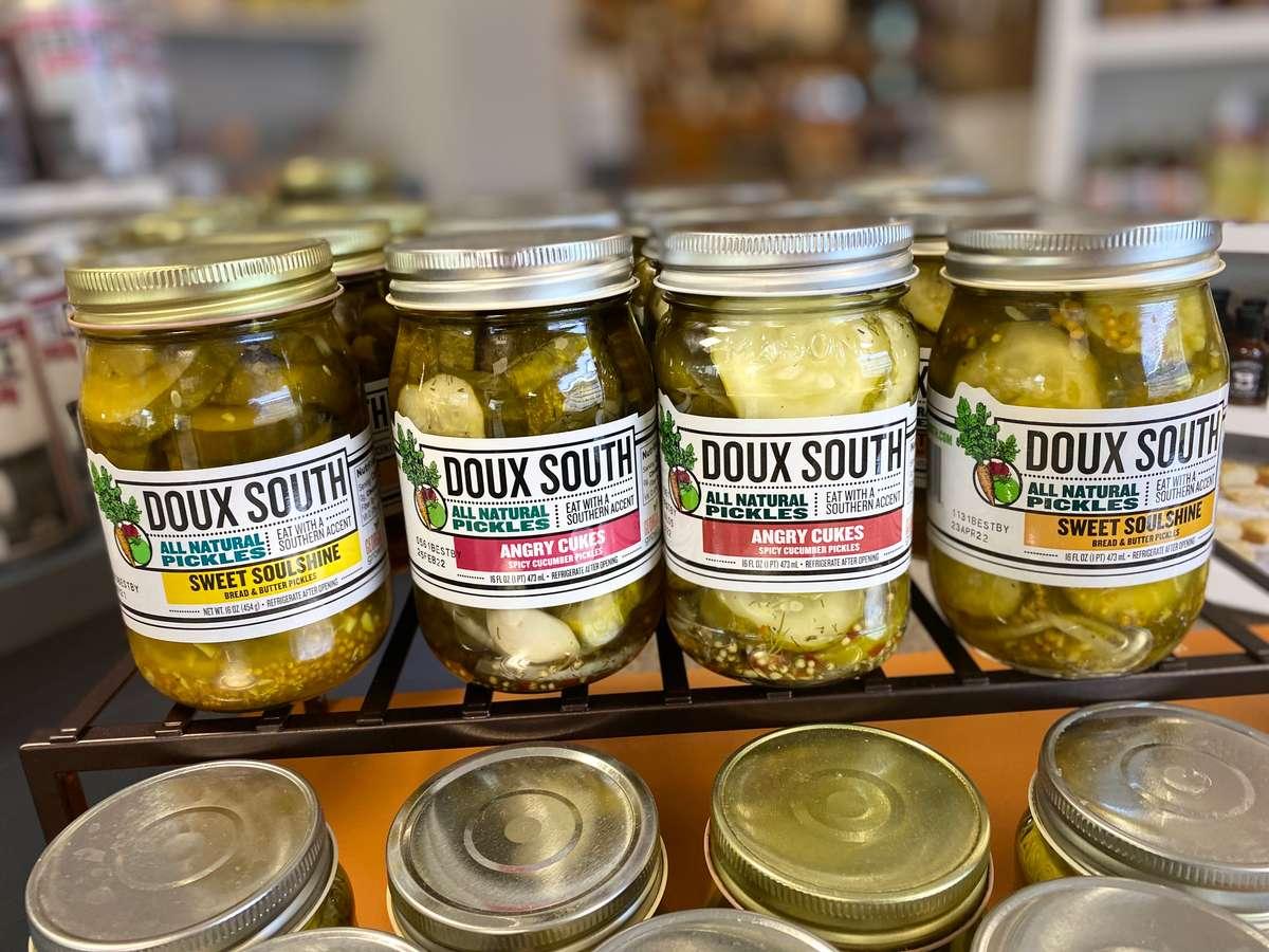 Doux South Pickles