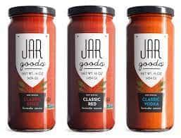 Jar Goods Tomato Sauce