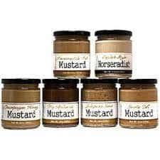 Paradign Foodworks Mustards