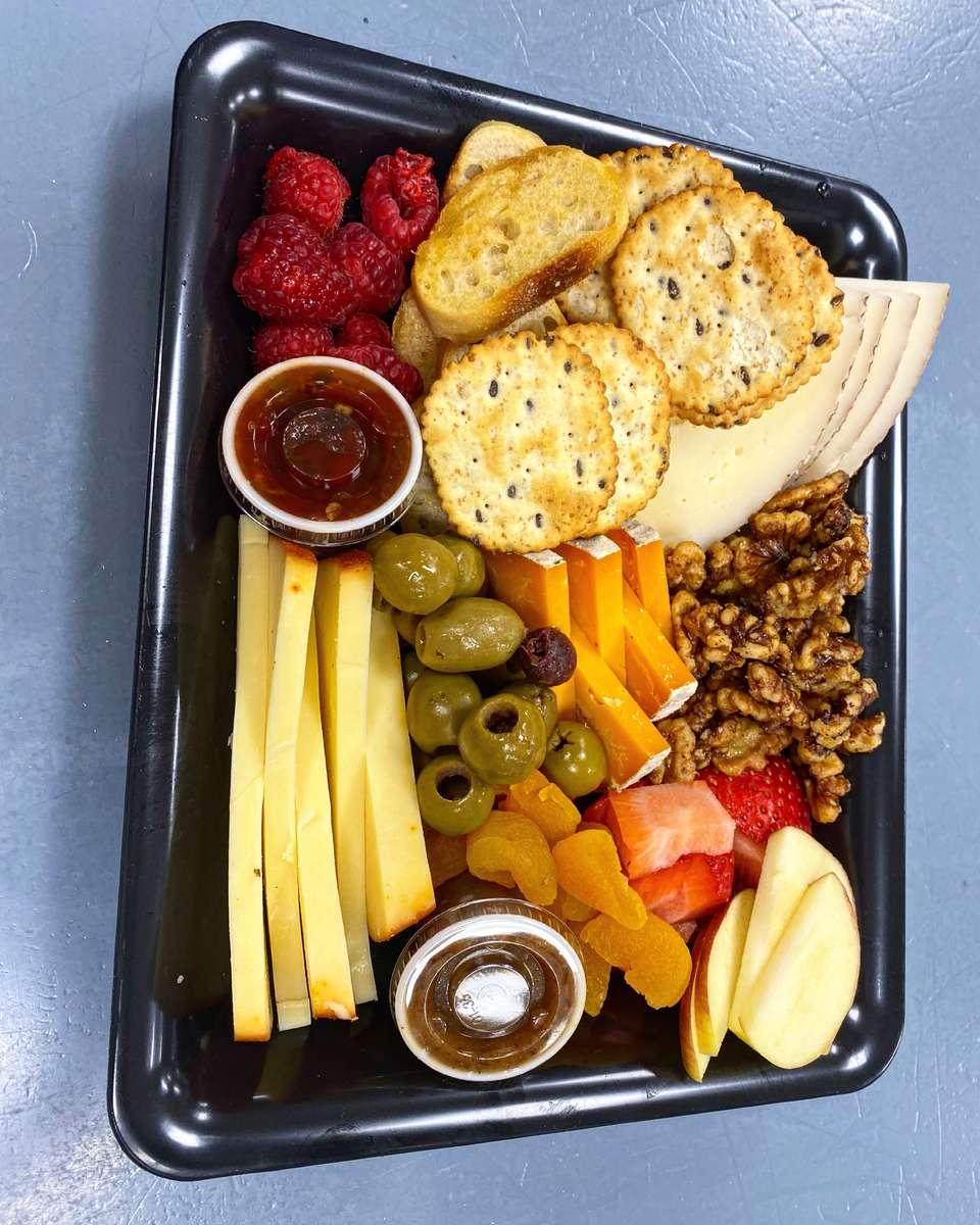 Cheesemonger's Cheese Board