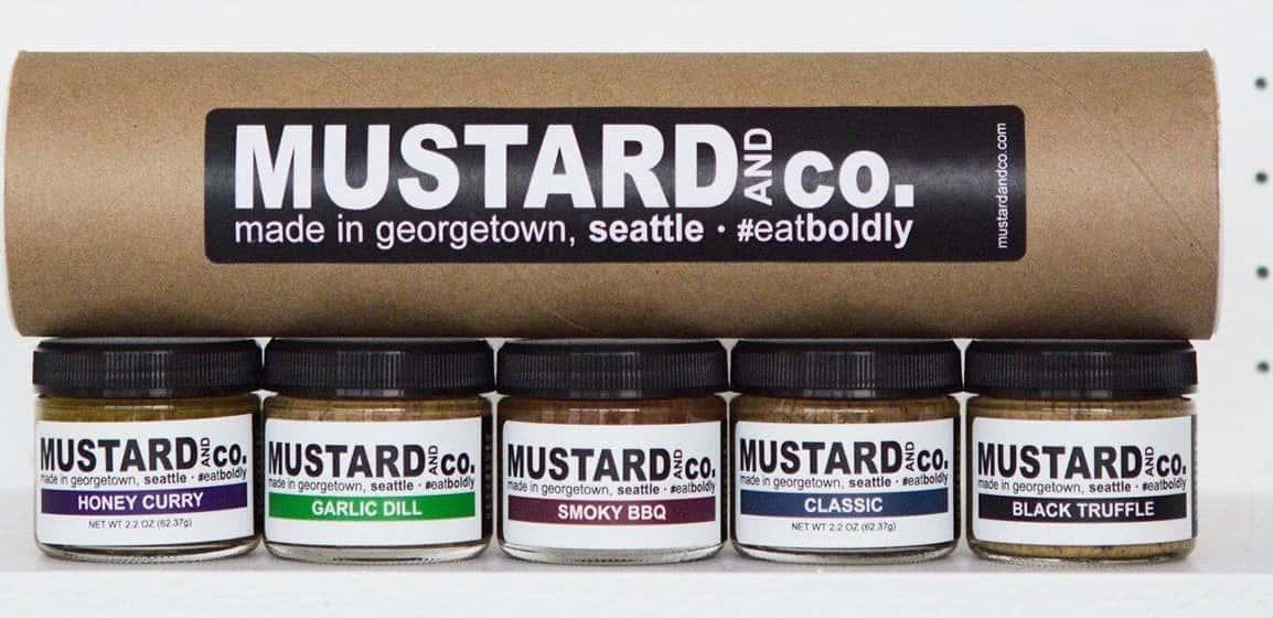 Mustard & CO