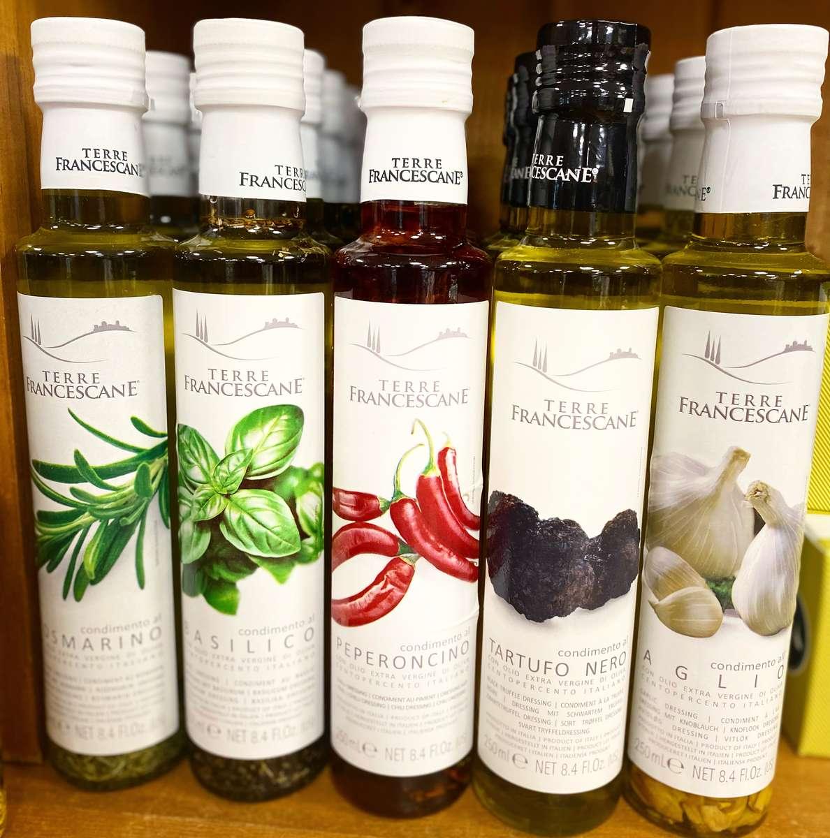 Terre Francescane Extra Virgin Olive Oils