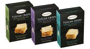 Dolcetto Tuscan Crisps