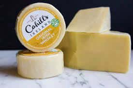 Cahill Irish Whiskey Cheddar 4 oz