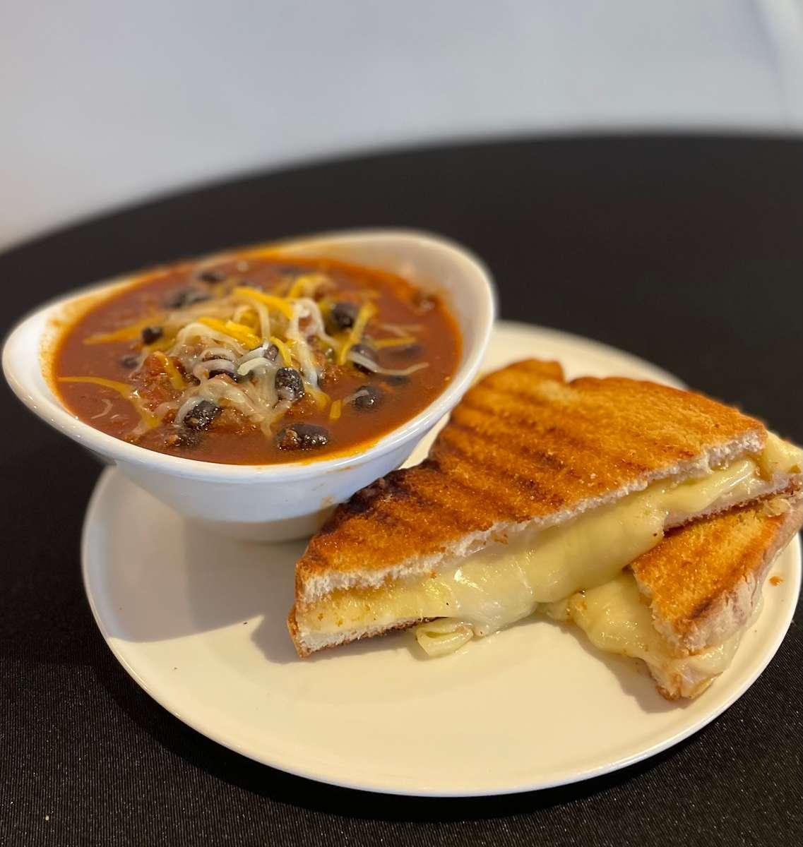 Soup & Sandwich Combo