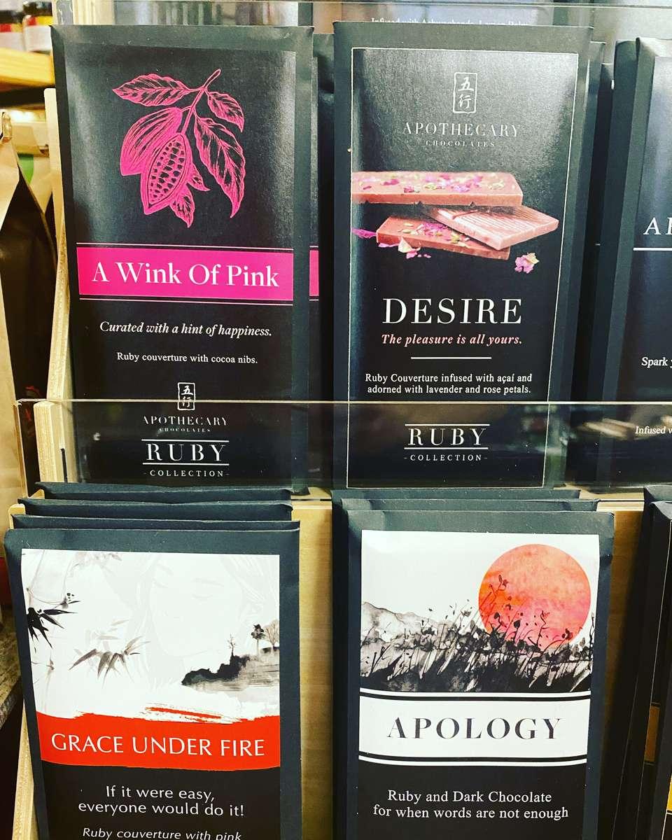 Apothecary Chocolates
