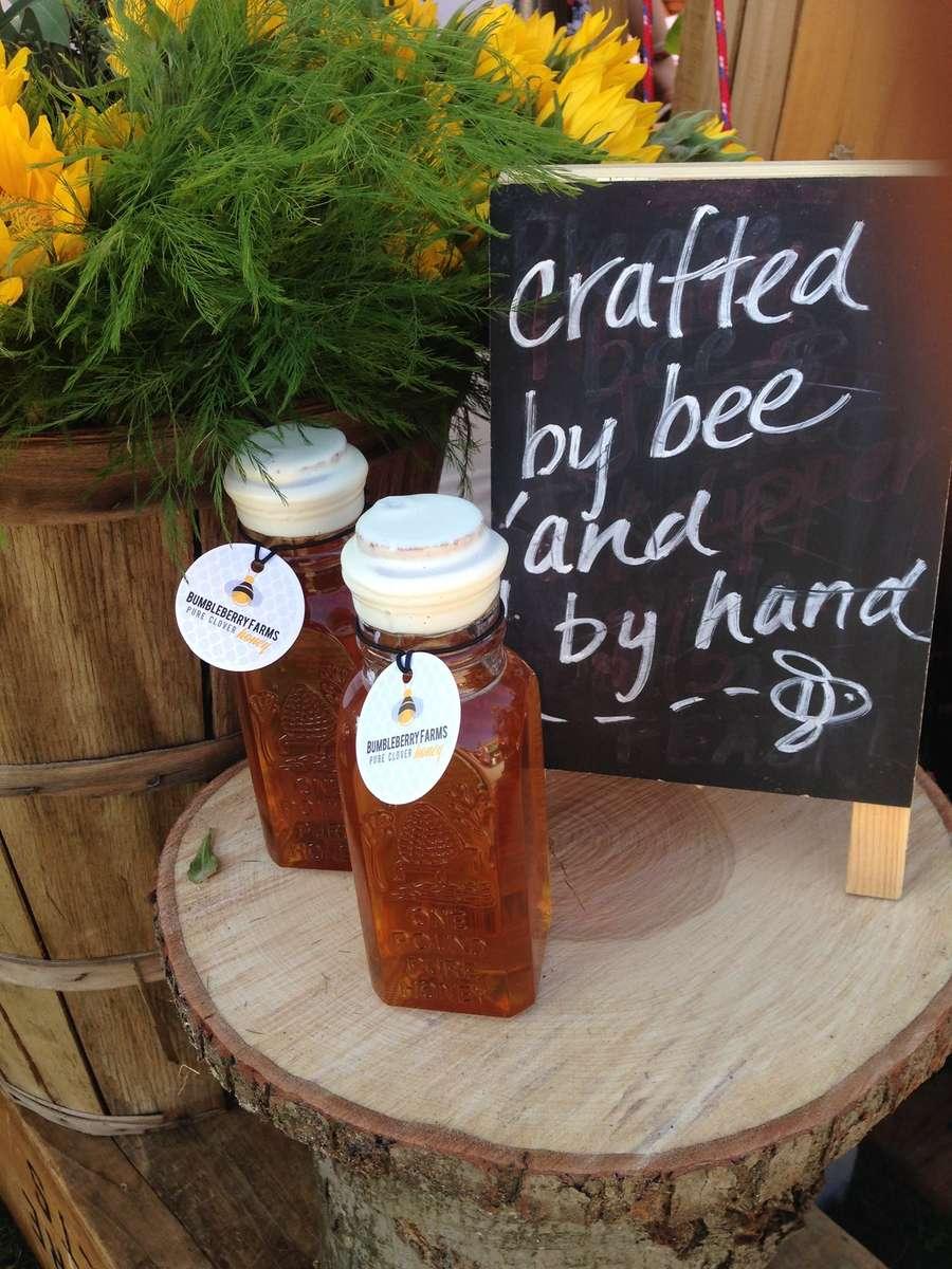 Bumbleberry Farms Honey