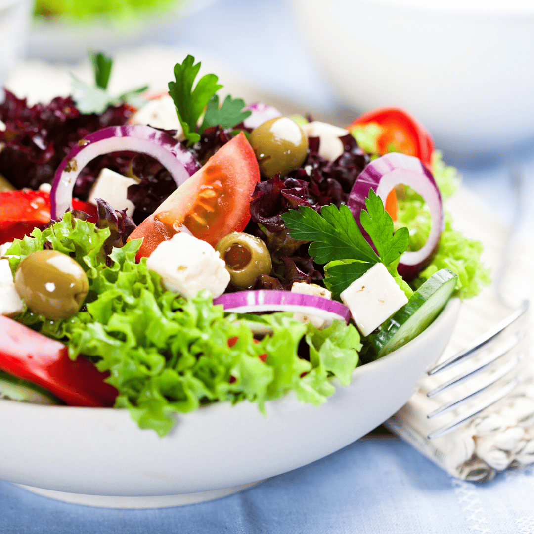 Seasonal Green Salad