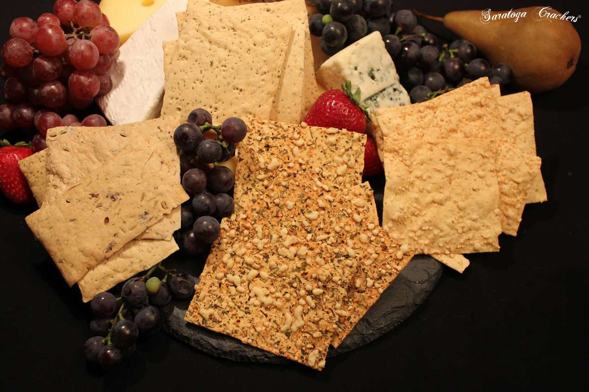 Saratoga Crackers