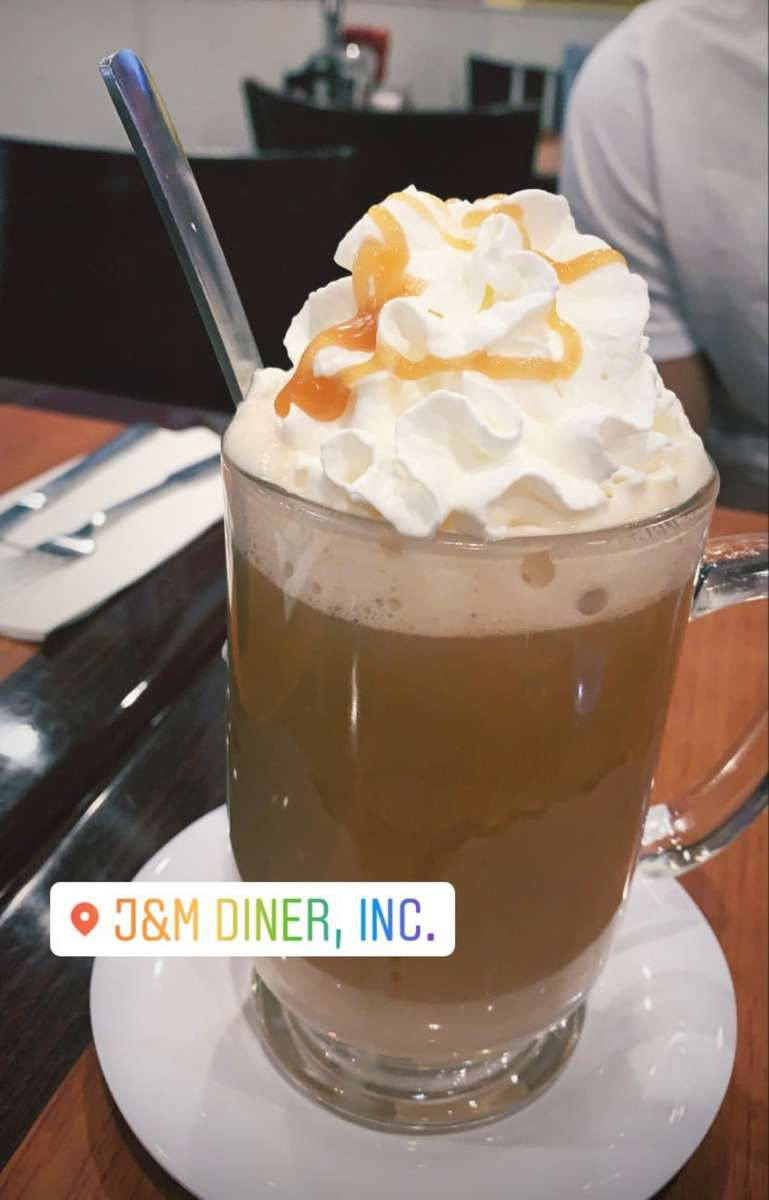 Caramel Hot Coffee