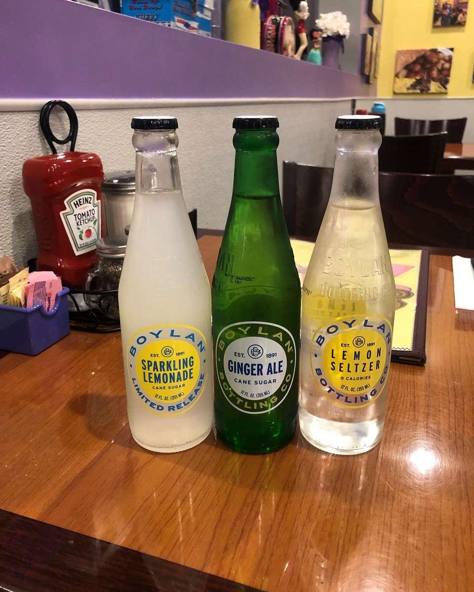 Boylan Soda