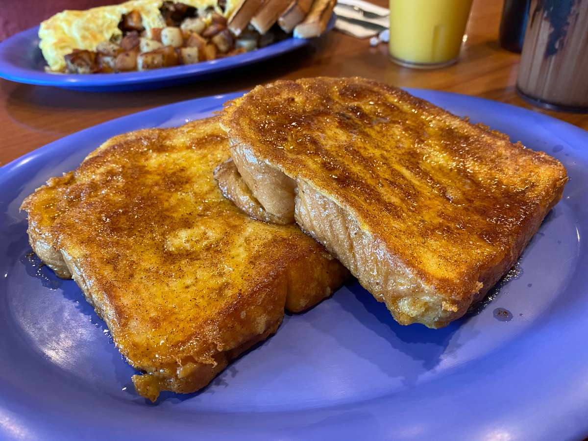 Thick Cut Challah French Toast