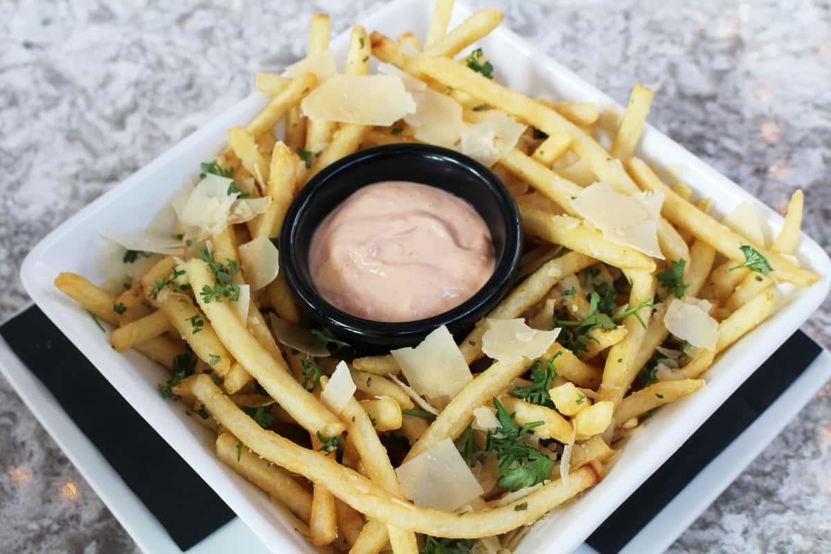 Uptown Truffle Fries