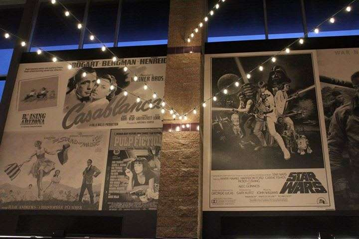 old time movie posters