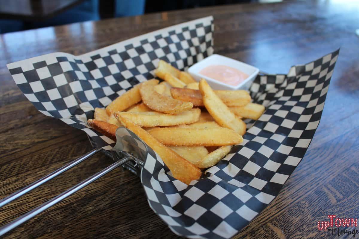 Ranch Seasoned Steak Fries