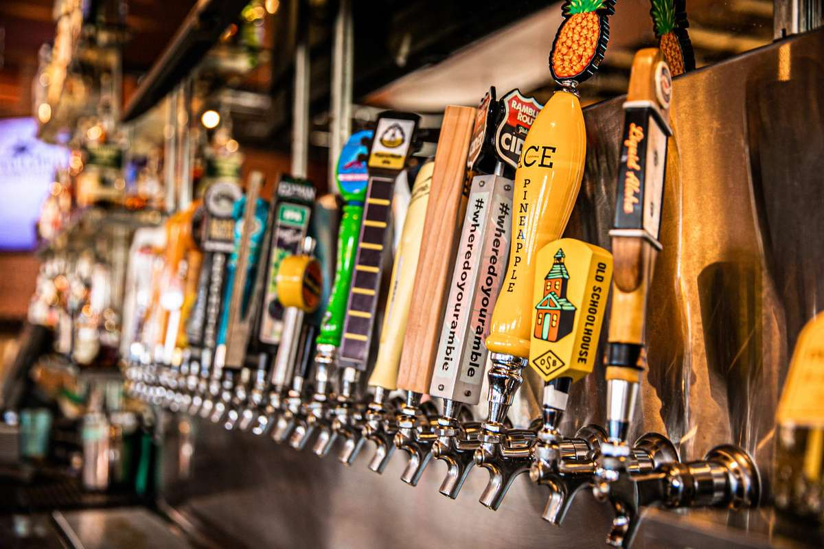 ALL TAP BEERS - $4