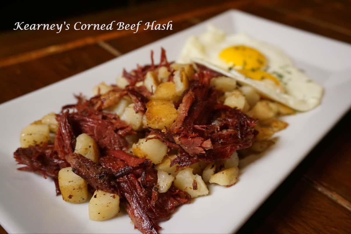 Kearney's Corned Beef Hash
